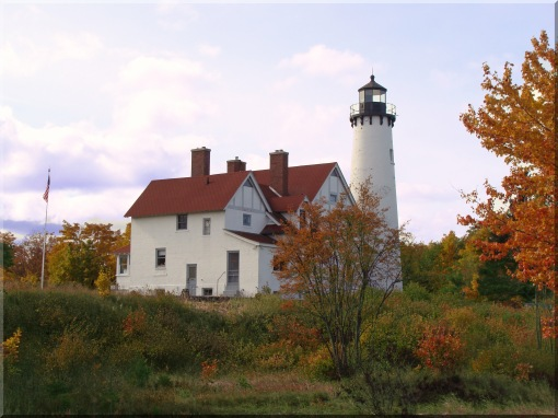 Lighthouse Michigan