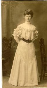 Mae Kerr C.1905