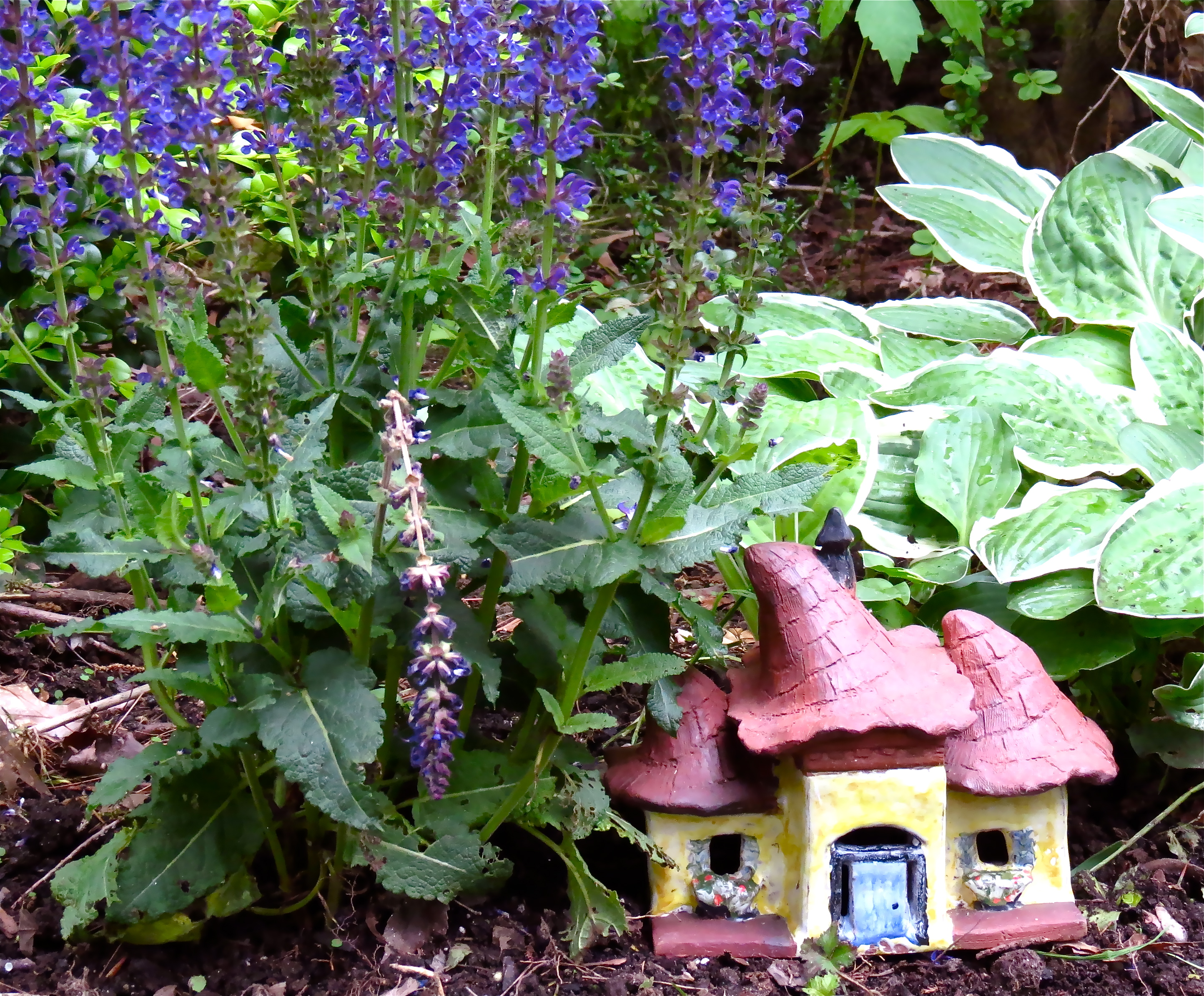 Creating a Faerie Garden Part 2 Psalmboxkeys Blog