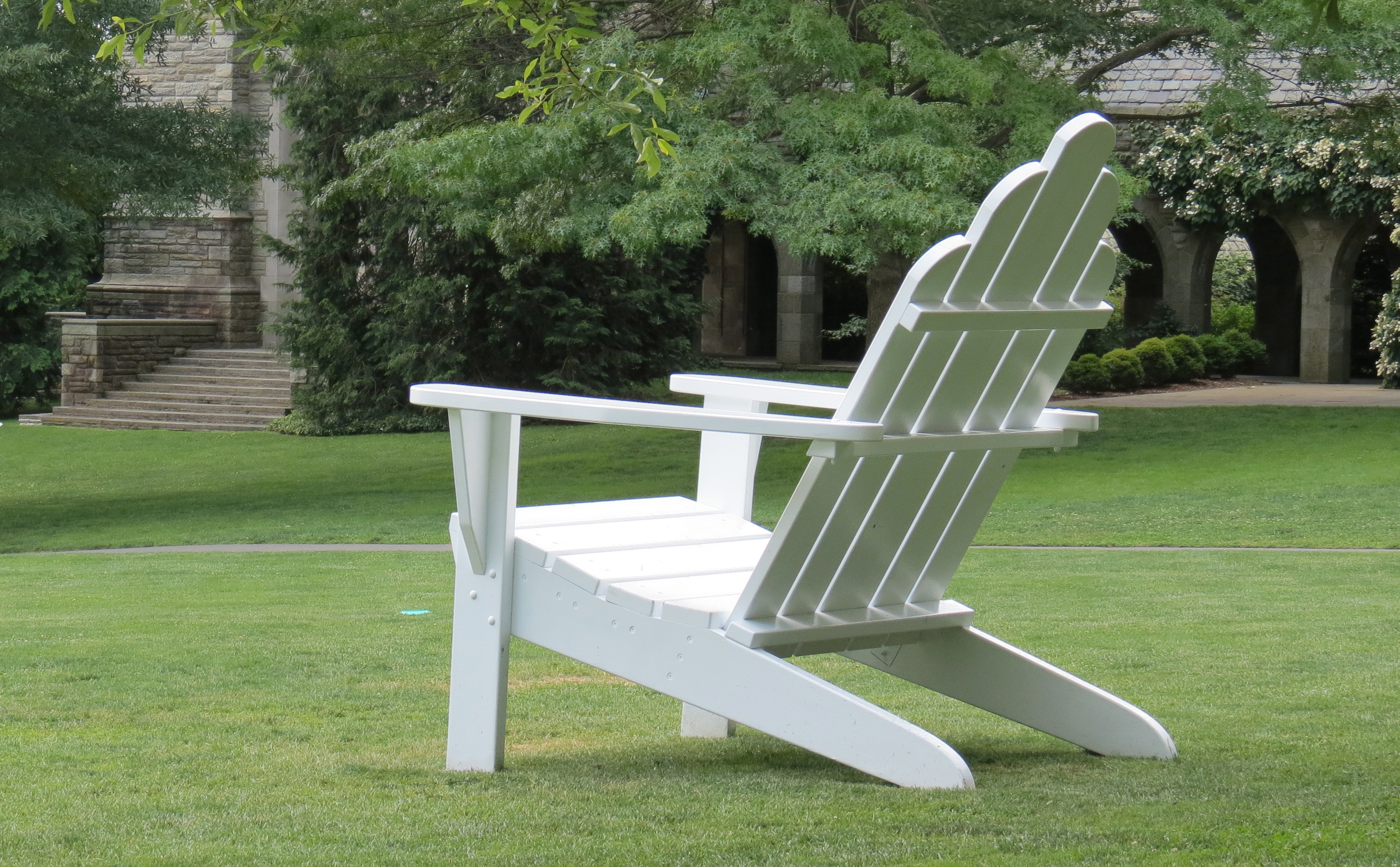 Adirondack chairs drawing - Perspectives On An Adirondack Chair What S