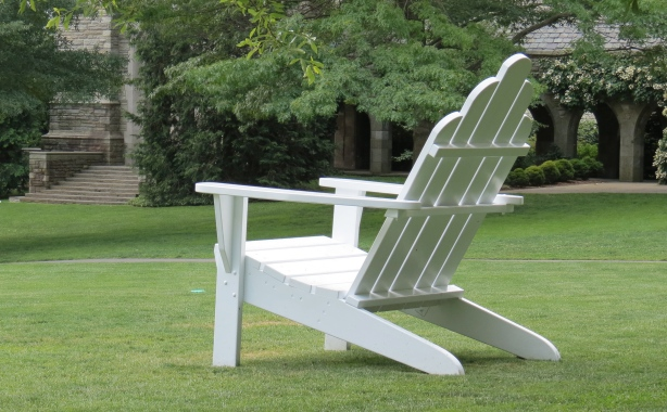 how to draw adirondack chair