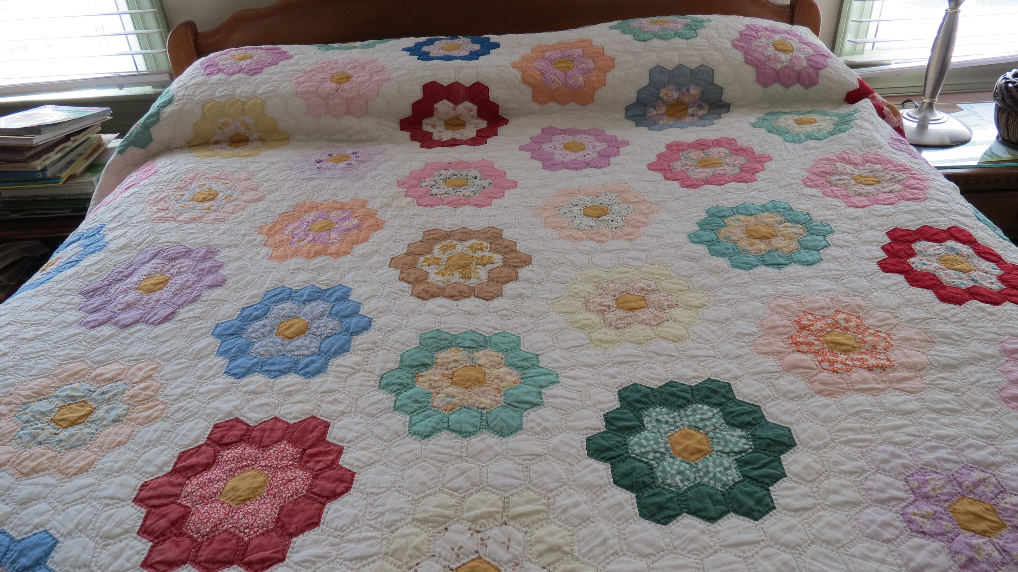 The quilting bee psalmboxkey 39 s blog for Quilt and craft show