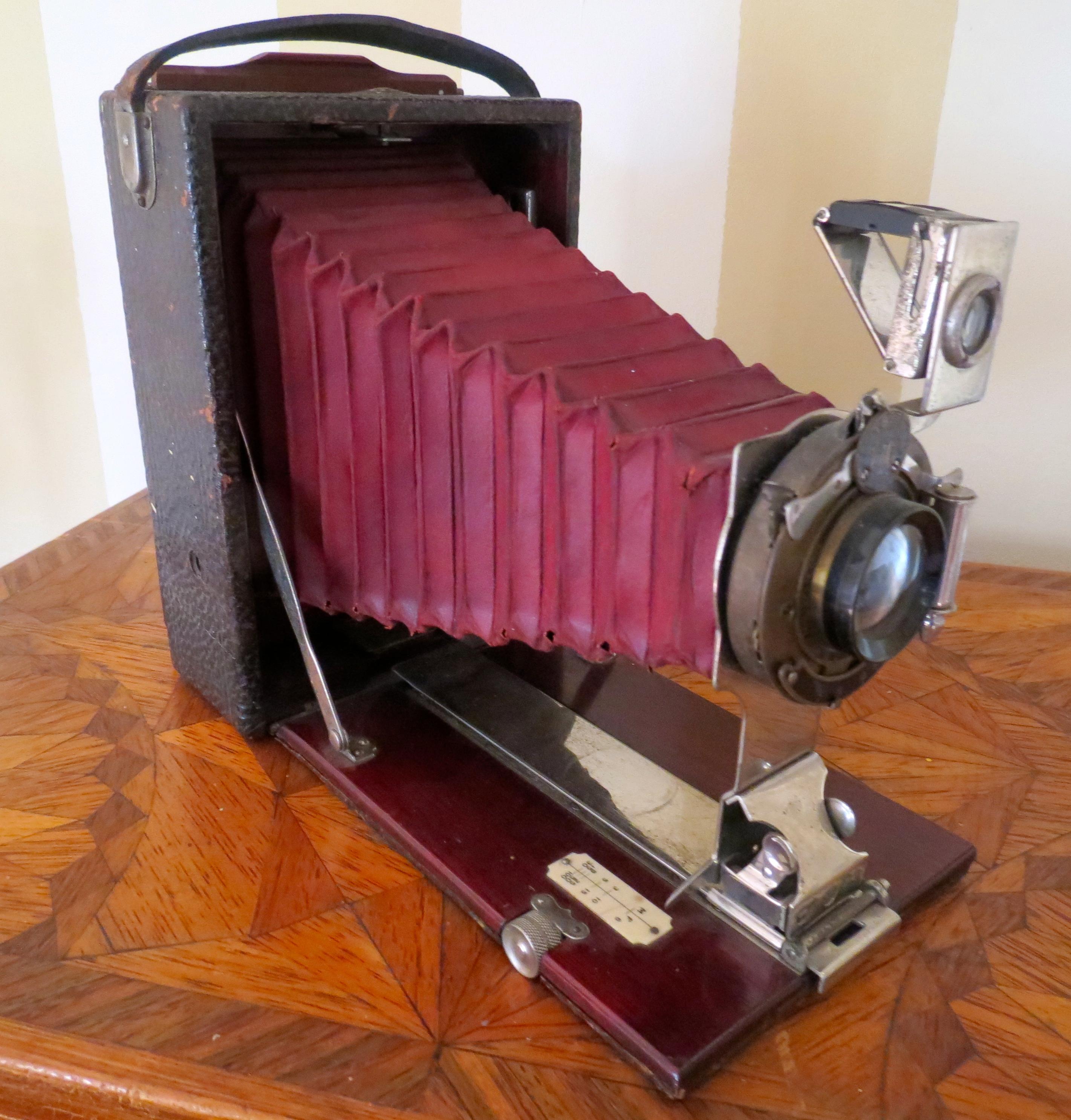 Eastman Kodak Camera 1910