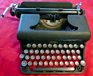 Typewriter C 1930