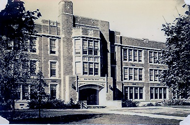 Royal Oak HS c1936