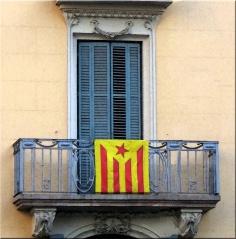 Balcony Flag WC