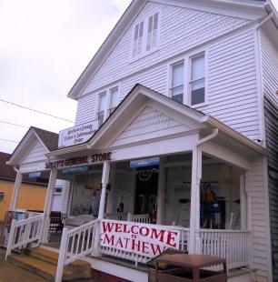 Mathews Visitor Center