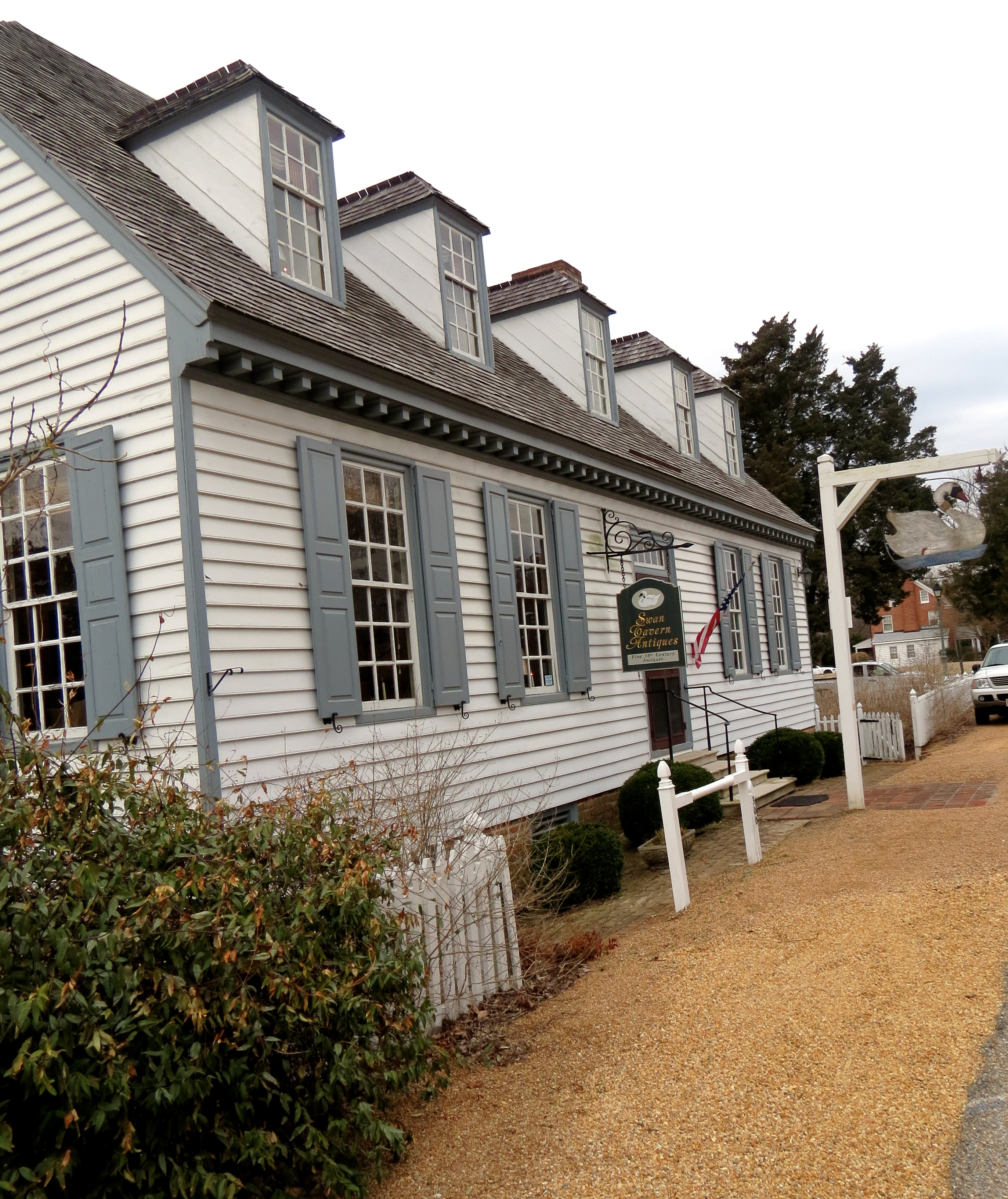 Quaint Towns Along North Neck, Virginia, Chesapeake Bay