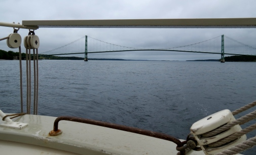 Deer Island Bridge