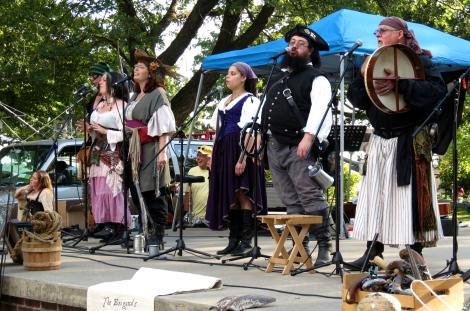 Brigands Singing
