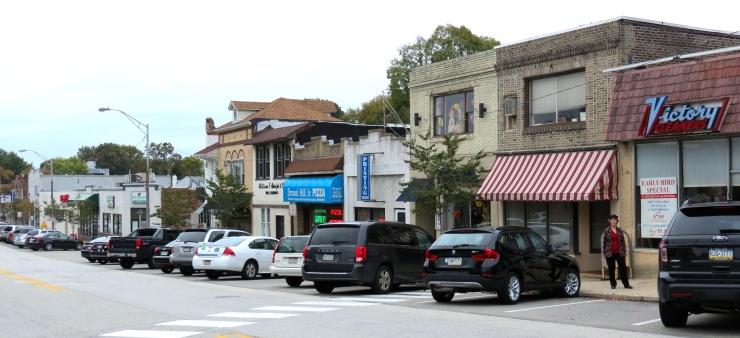 Saxer Avenue