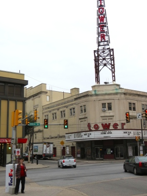 69th Street, Tower Building