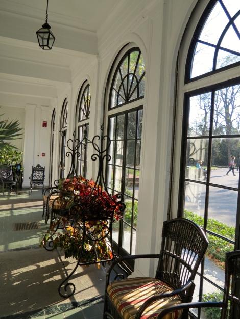 Longwood Gardens House