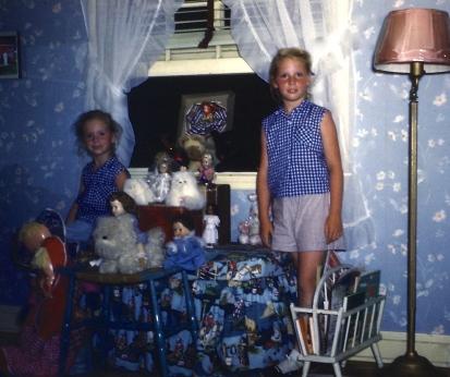 Dolls with K & J