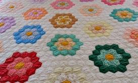 Quilt Pattern Detail