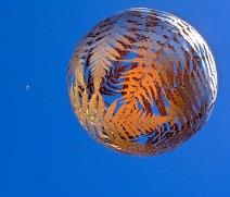 Hanging ball
