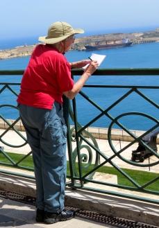 Jean at Malta