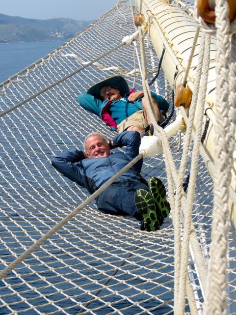 Bill Reuel in Nets