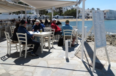Cafe at Mykos