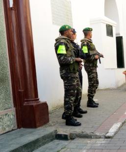 Morocco Military