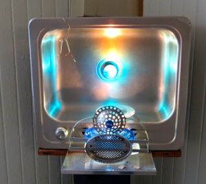 Kitchen Sink Sculpture