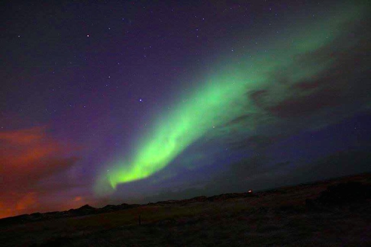 Deb Carlson, Iceland