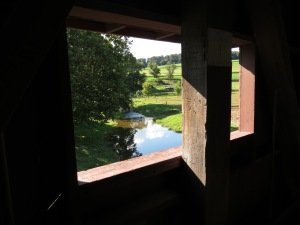 Window in Bridge